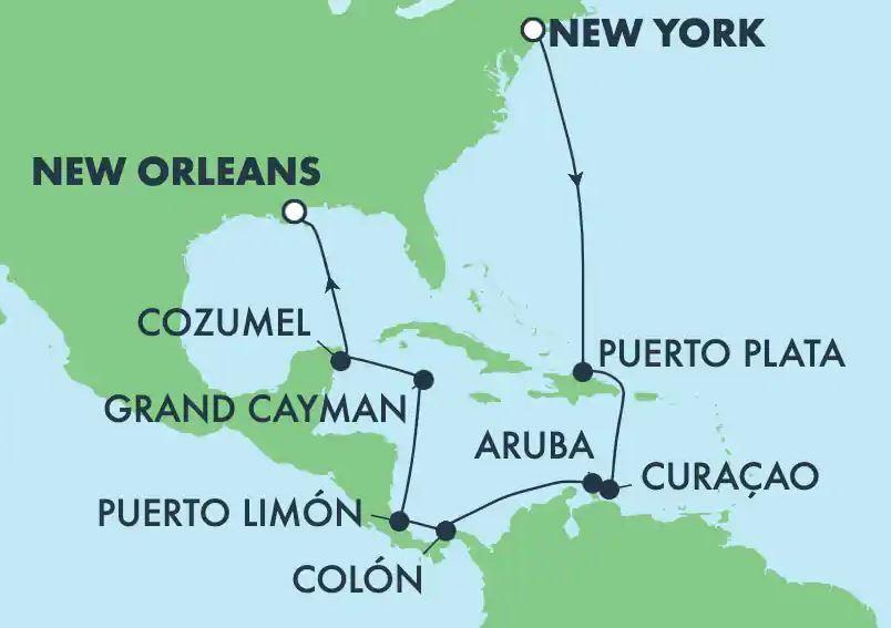 Breakaway Map